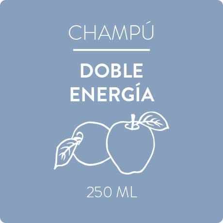 Ver Champú Doble Energía